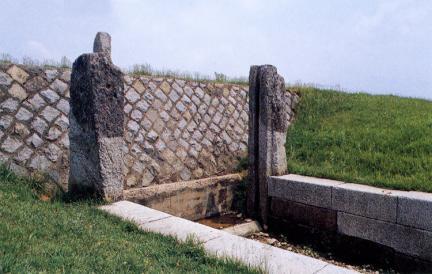 벽골제수문