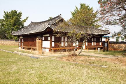 김제군 관아와 향교 - 내아