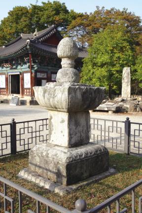 김제 금산사 일원-노주