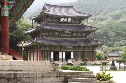 김제 금산사 일원-미륵전