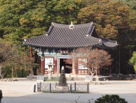 김제 금산사 일원-대장전