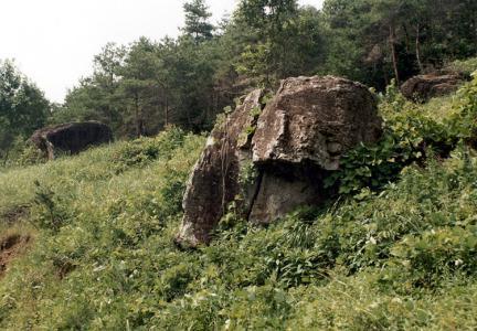 효산리지석묘
