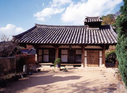 순천 송광사-하사당