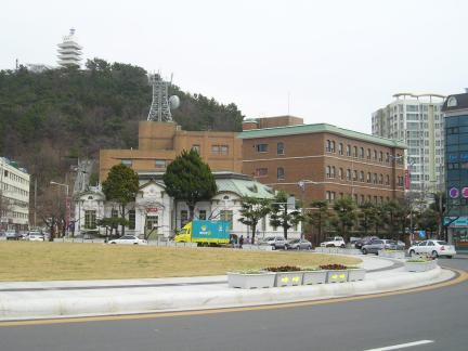 창원 진해우체국(정면)/문화재청
