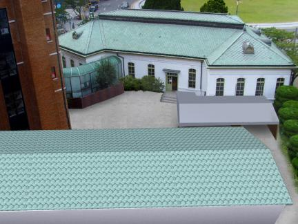창원 진해우체국(지붕)/문화재청
