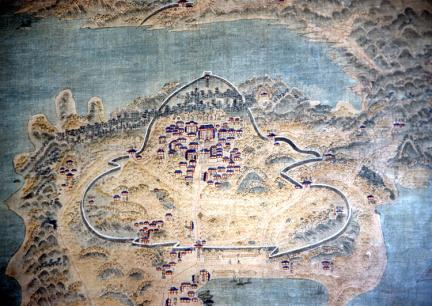 통영지도(조선시대)