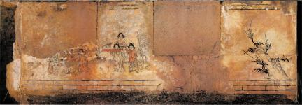 남동장벽 벽화