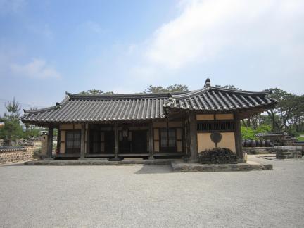 당진 솔뫼마을 김대건신부 유적