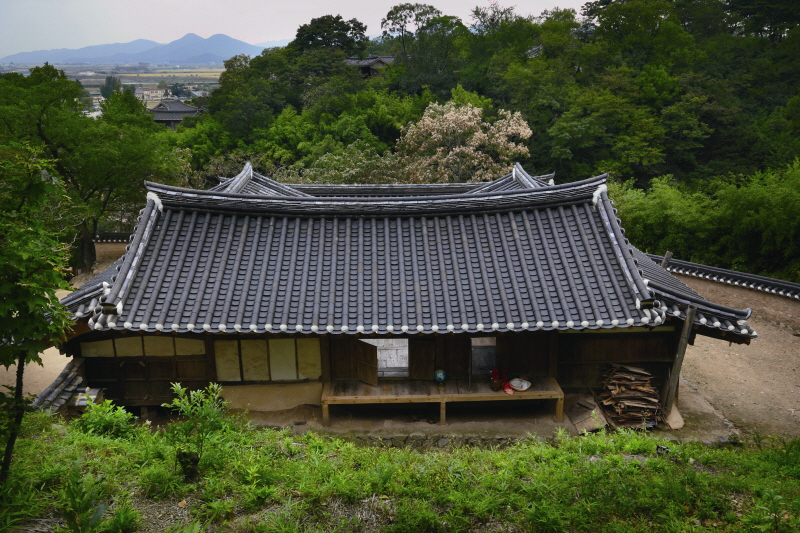 경주 양동마을 상춘헌 고택