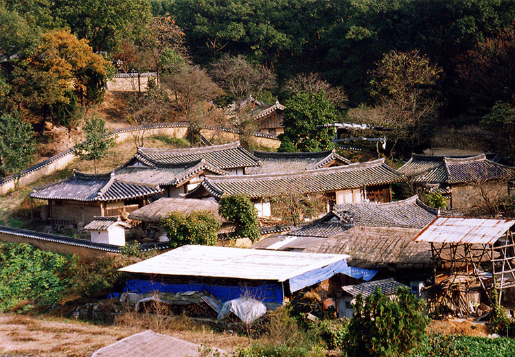 The house of Yi Huitae