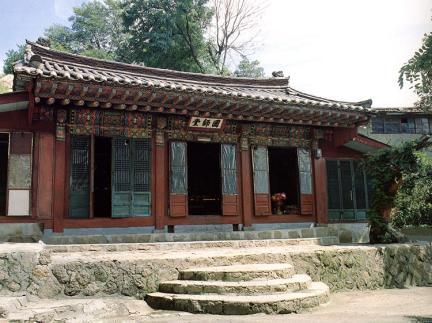 인왕산국사당