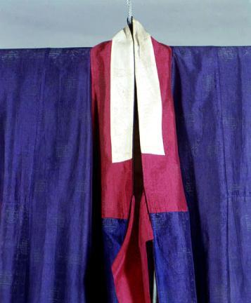 회운문단장옷(전)