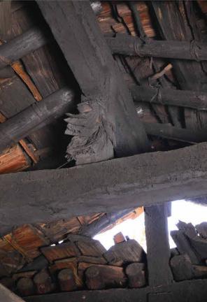 지붕 환기구멍