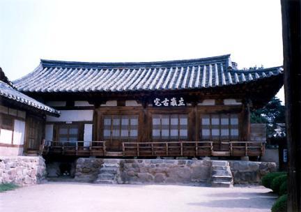 안동하회마을(양진당)