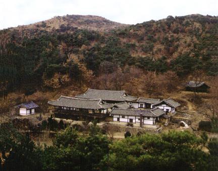 안동권씨능동재사원경