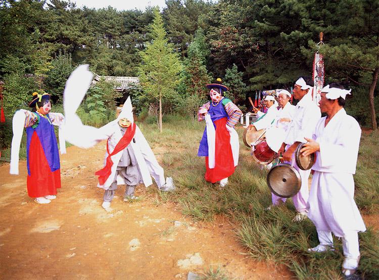 Monk's dance