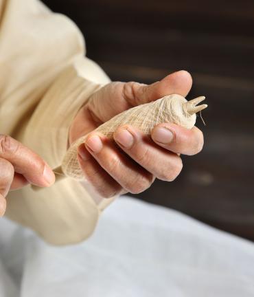 한산모시짜기-방연옥