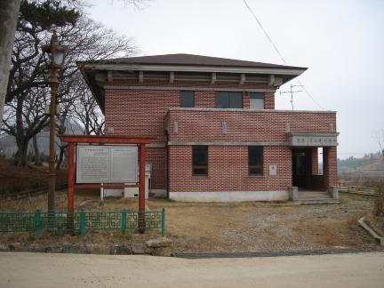장산들노래 전수관(2000년 완공)