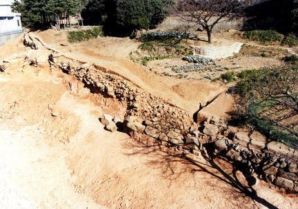 좌수영성지발굴현장