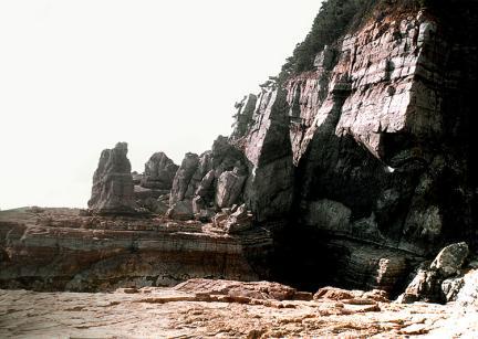 신선바위와망부석