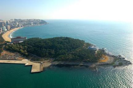 해운대 동백섬