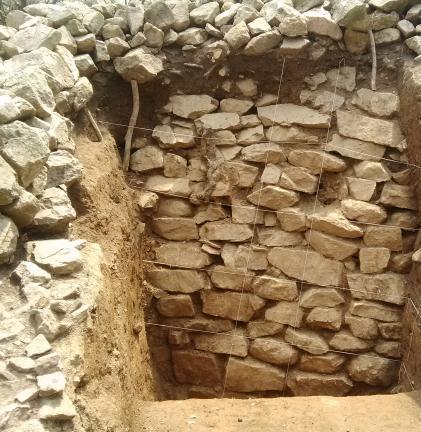 성벽(발굴조사)