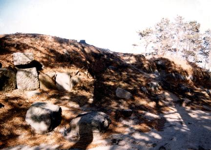 계룡돈대근경