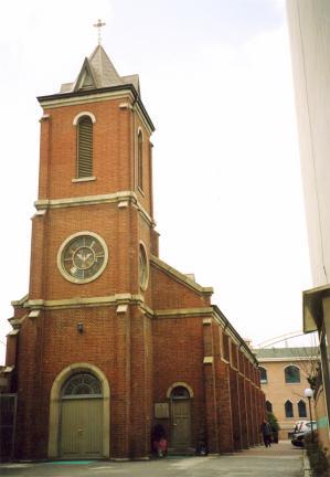 광주북동천주교회