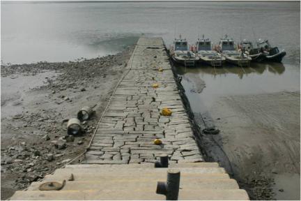 갑곶나루선착장석축로