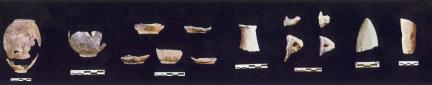 청동기시대후기의유물
