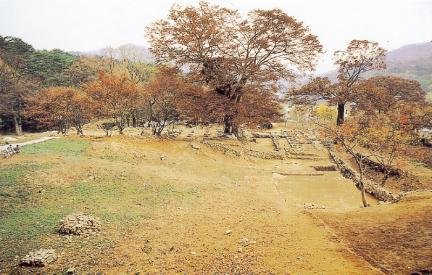 복원전상궐지역(서-동)