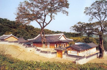 복원후상궐지역(서-동)