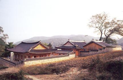 상궐지역전경(북-남)