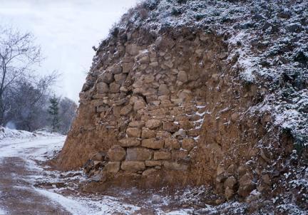 호로고루동벽