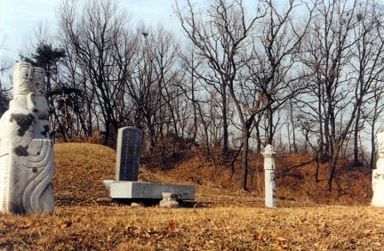 김좌명묘역