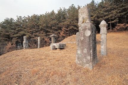 민진장묘역