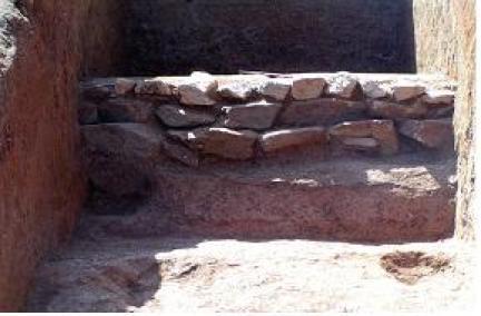 성벽 석축부