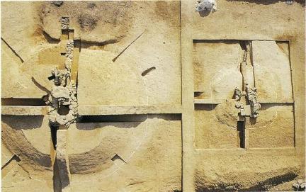 2003년 신답리고분 발굴전경
