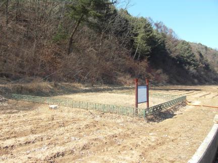 춘천신매리석실고분/2012/03/15