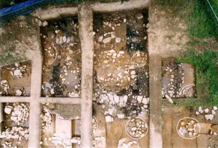 홍천물걸리사지(금당지)