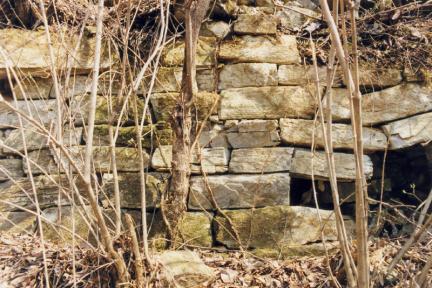 서벽하단부세부