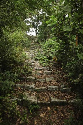 시도기념물 제138호_망이산성_문지전경