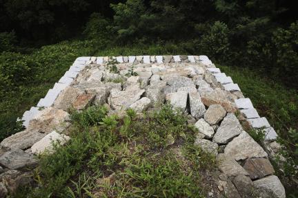 시도기념물 제138호_망이산성_치성