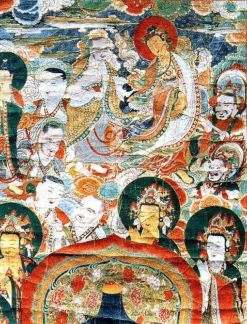 Kstigarbha Bodhisattva