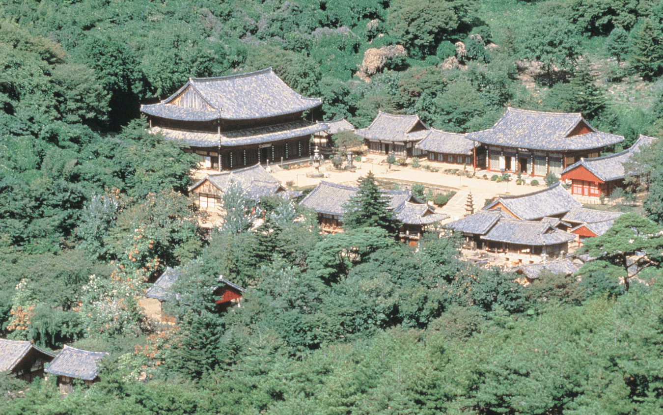 Gakhwangjeon Hall of Hwaeomsa Temple, Gurye