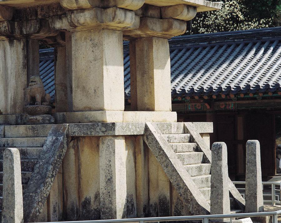Dabotap Pagoda of Bulguksa Temple, Gyeongju