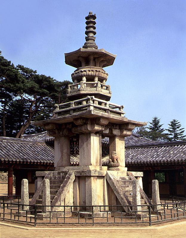 불국사다보탑
