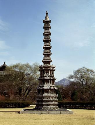 개성 경천사지 십층석탑