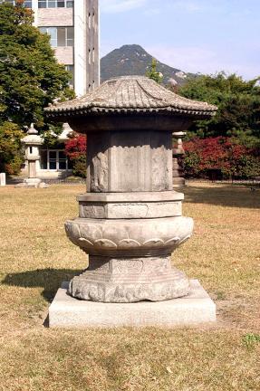 (전)원주 흥법사지 염거화상탑
