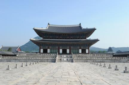 경복궁 근정전 (촬영:문화재청)